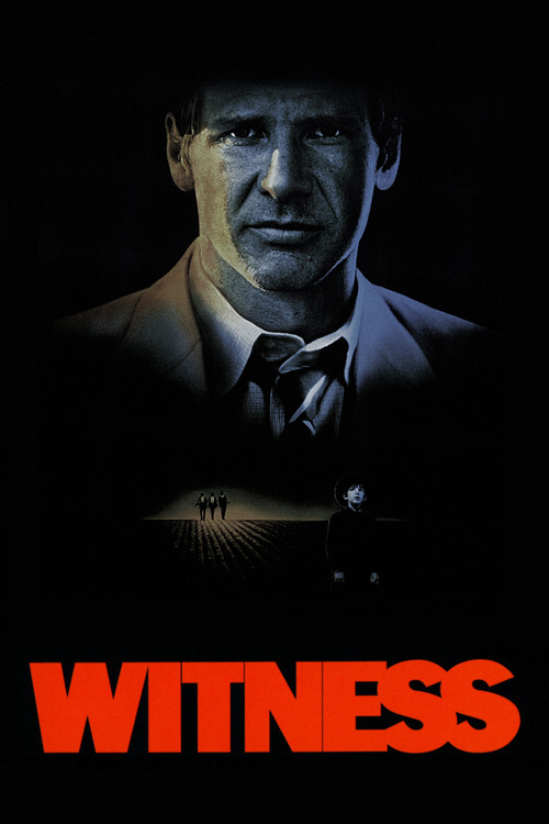 """Poster for the movie """"Witness"""""""