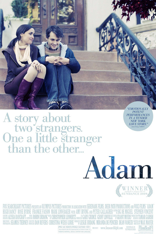 "Poster for the movie ""Adam"""