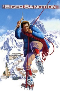 "Poster for the movie ""The Eiger Sanction"""