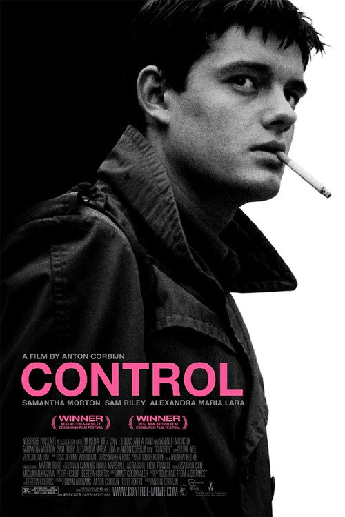 """Poster for the movie """"Control"""""""