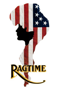 "Poster for the movie ""Ragtime"""