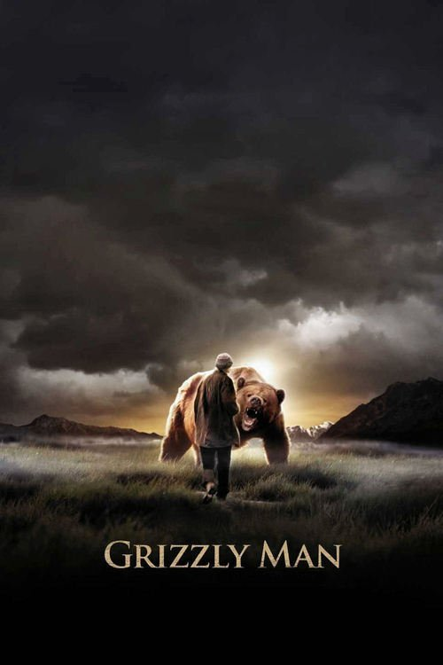 """Poster for the movie """"Grizzly Man"""""""