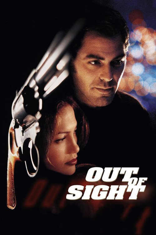 """Poster for the movie """"Out of Sight"""""""