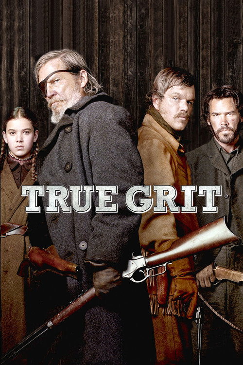 """Poster for the movie """"True Grit"""""""