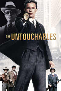 "Poster for the movie ""The Untouchables"""