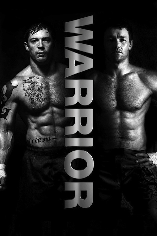 "Poster for the movie ""Warrior"""