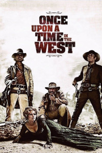"Poster for the movie ""Once Upon a Time in the West"""