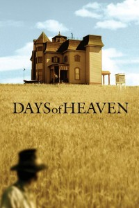 "Poster for the movie ""Days of Heaven"""