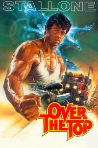 "Poster for the movie ""Over the Top"""