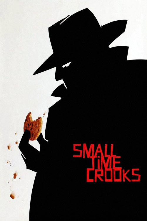 """Poster for the movie """"Small Time Crooks"""""""