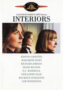 "Poster for the movie ""Interiors"""