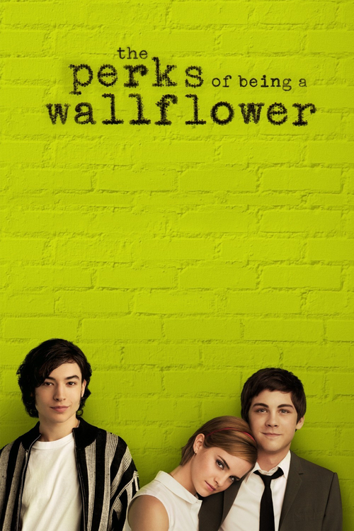 """Poster for the movie """"The Perks of Being a Wallflower"""""""