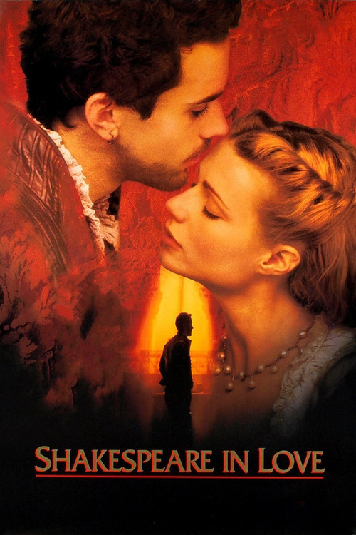 """Poster for the movie """"Shakespeare in Love"""""""