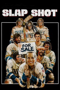 "Poster for the movie ""Slap Shot"""