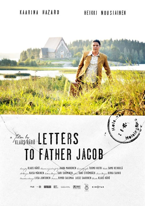 "Poster for the movie ""Letters to Father Jacob"""
