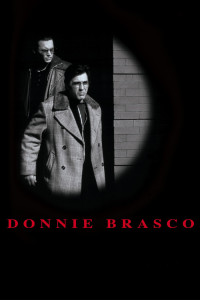"Poster for the movie ""Donnie Brasco"""