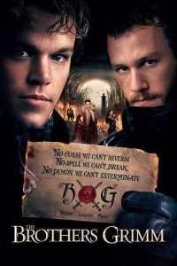 """Poster for the movie """"The Brothers Grimm"""""""