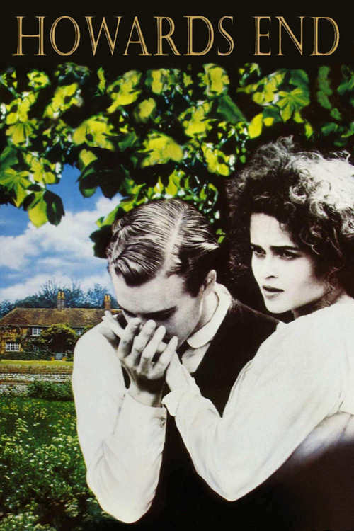 """Poster for the movie """"Howards End"""""""