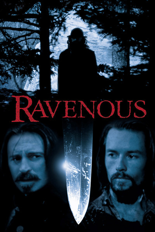 "Poster for the movie ""Ravenous"""