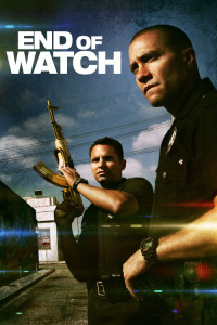 "Poster for the movie ""End of Watch"""