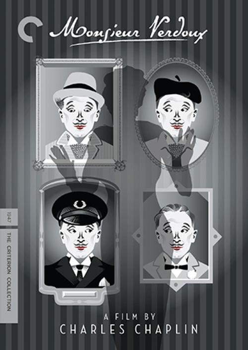 "Poster for the movie ""Monsieur Verdoux"""
