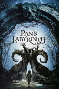 "Poster for the movie ""Pan's Labyrinth"""