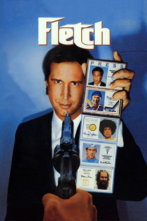 """Poster for the movie """"Fletch"""""""