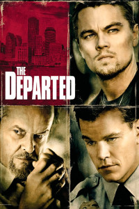 "Poster for the movie ""The Departed"""