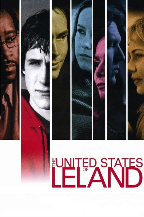 "Poster for the movie ""The United States of Leland"""