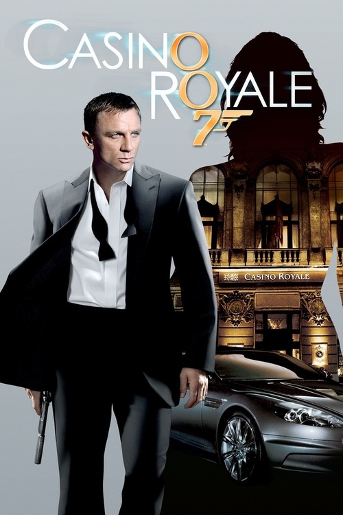 "Poster for the movie ""Casino Royale"""