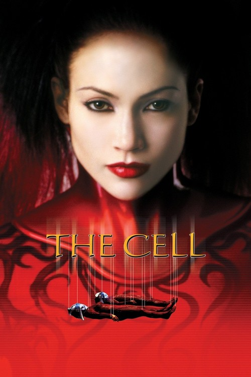 "Poster for the movie ""The Cell"""