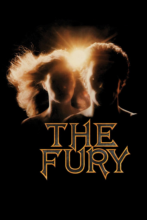 """Poster for the movie """"The Fury"""""""