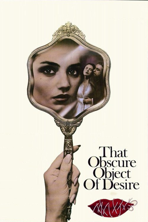 "Poster for the movie ""That Obscure Object of Desire"""