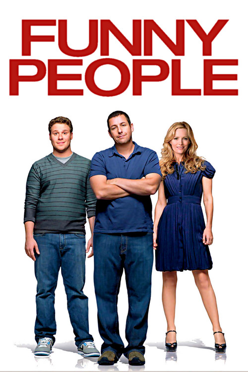 """Poster for the movie """"Funny People"""""""