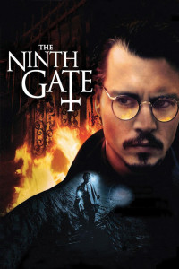 "Poster for the movie ""The Ninth Gate"""