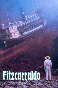 "Poster for the movie ""Fitzcarraldo"""