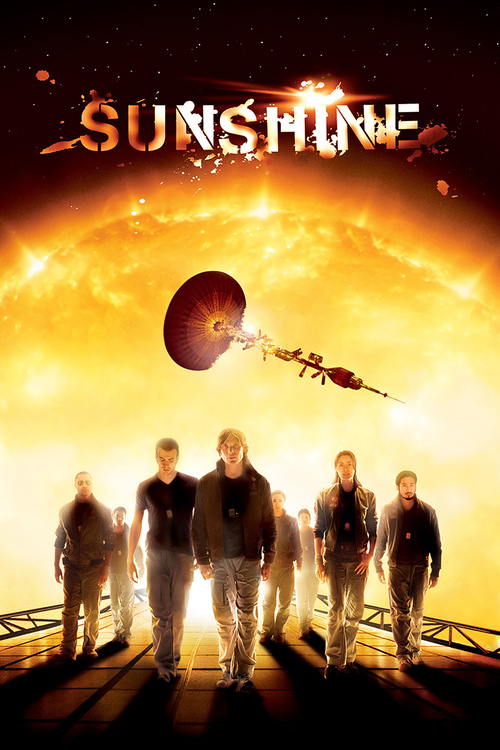 "Poster for the movie ""Sunshine"""