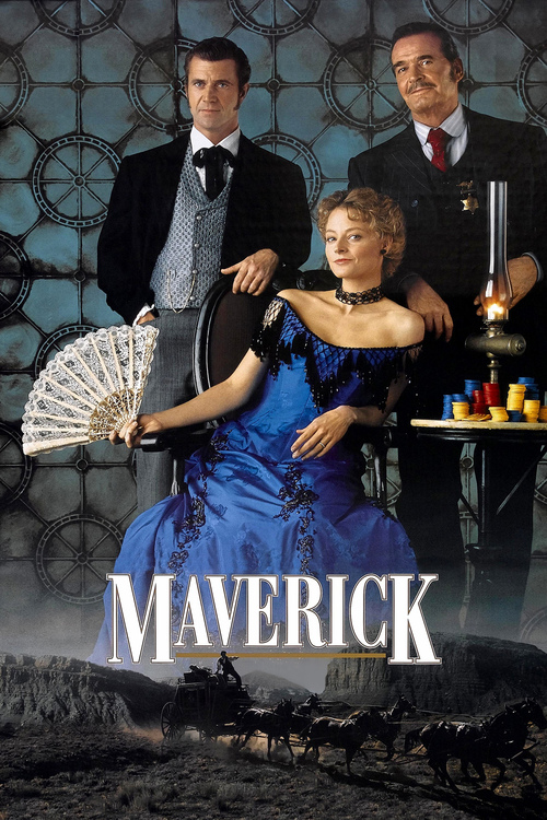 """Poster for the movie """"Maverick"""""""
