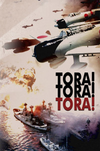 "Poster for the movie ""Tora! Tora! Tora!"""