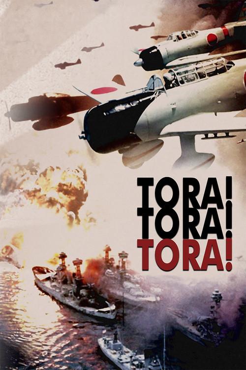"Poster for the movie ""Tora! Tora! Tora!"""