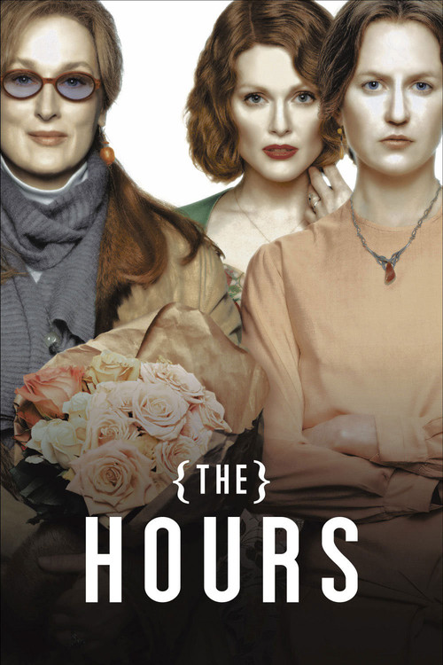 """Poster for the movie """"The Hours"""""""
