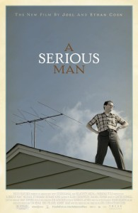 "Poster for the movie ""A Serious Man"""
