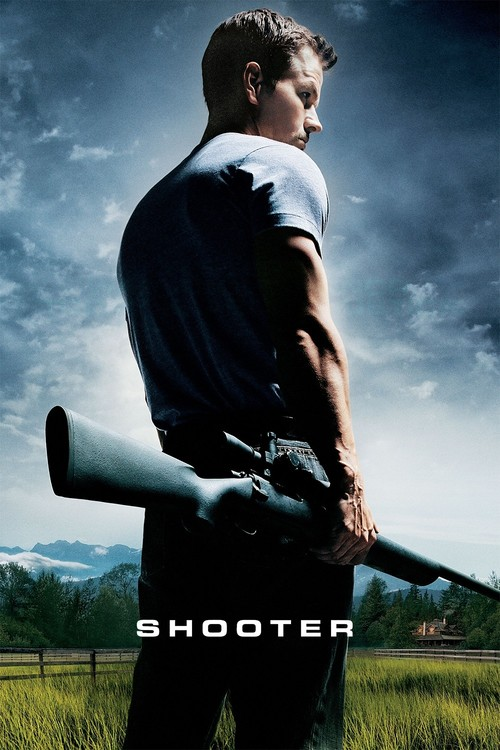 "Poster for the movie ""Shooter"""