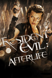 "Poster for the movie ""Resident Evil: Afterlife"""