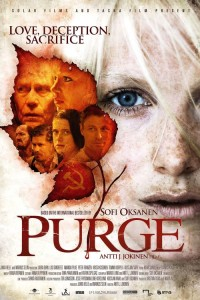 "Poster for the movie ""Purge"""