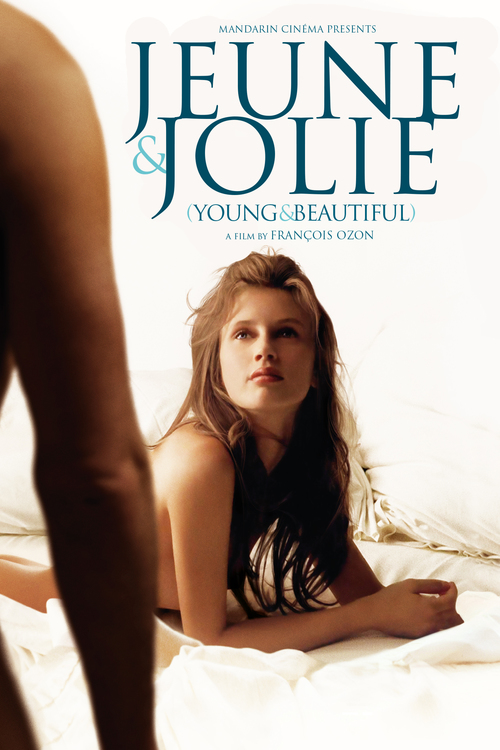 "Poster for the movie ""Young & Beautiful"""