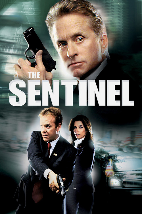 """Poster for the movie """"The Sentinel"""""""