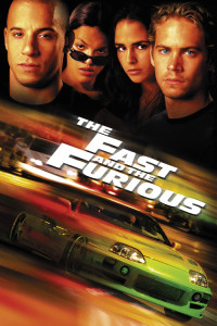 """Poster for the movie """"The Fast and the Furious"""""""