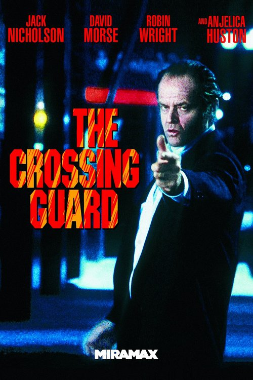 """Poster for the movie """"The Crossing Guard"""""""