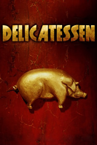 "Poster for the movie ""Delicatessen"""